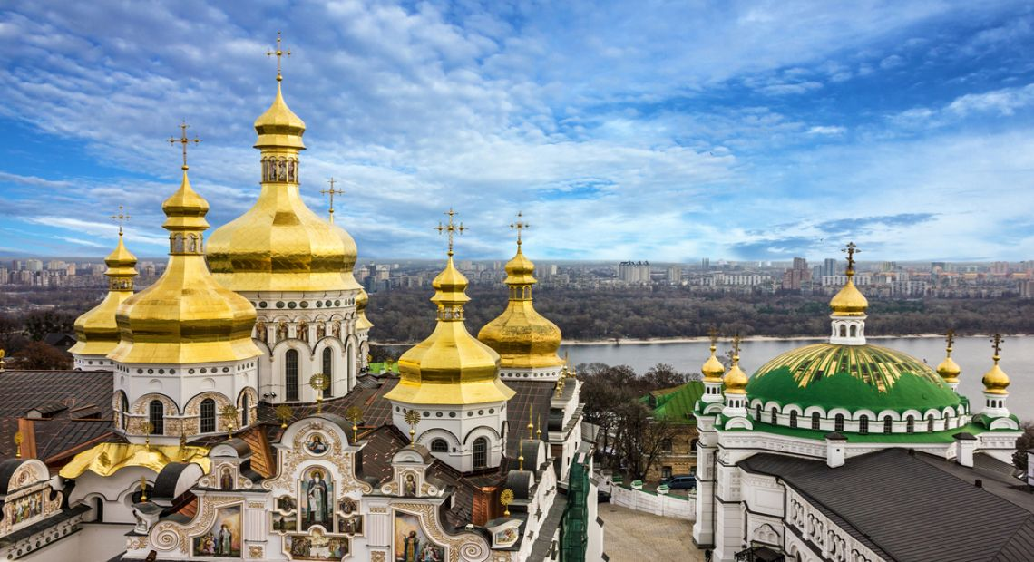 places to visit in kiev