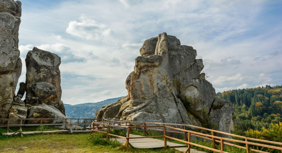 Beautiful Travel Destinations of Western Ukraine