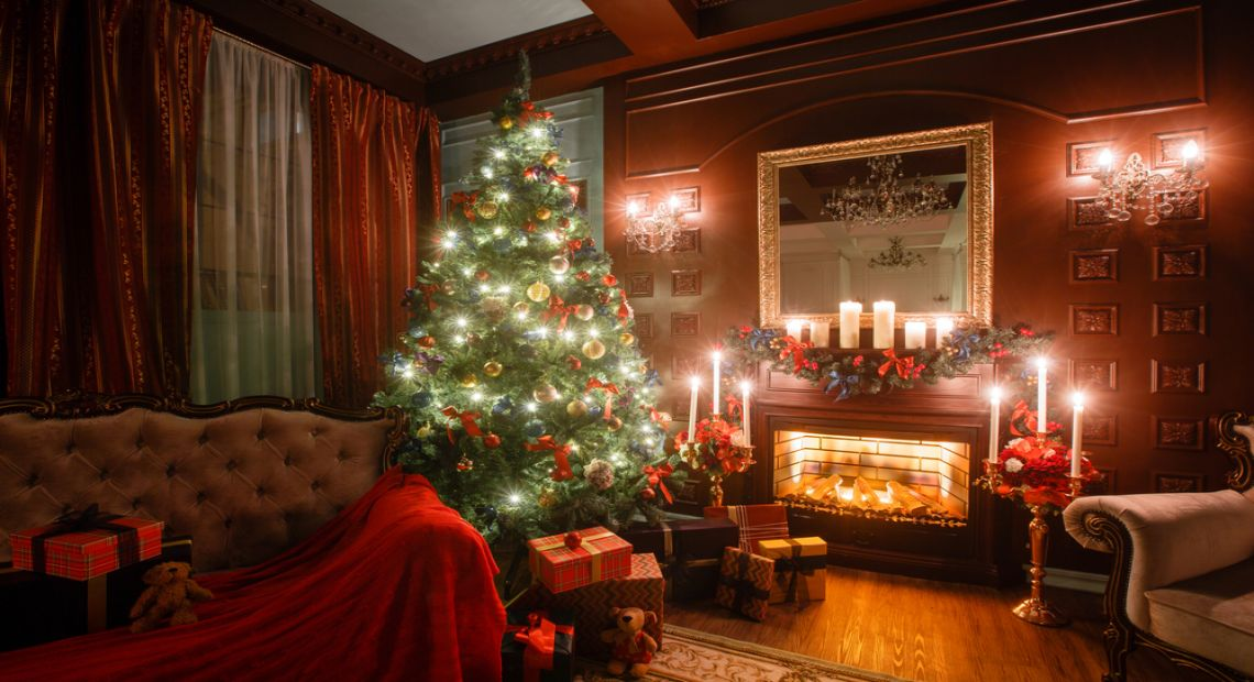 Hotels' Offers for New Year and Christmas 2018 Celebration