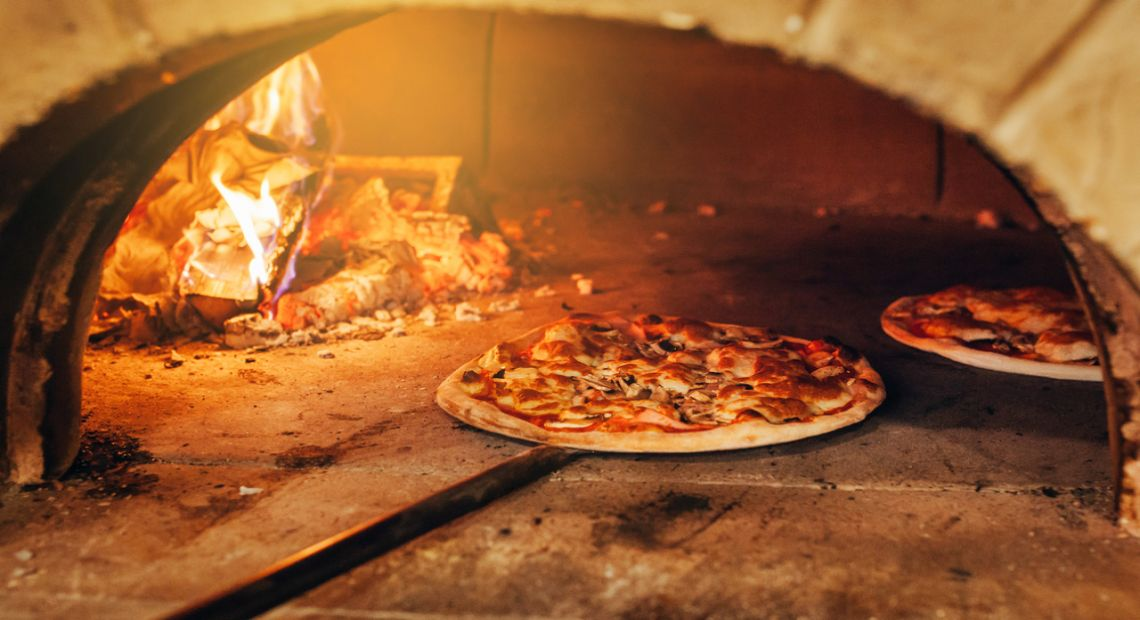 Wood Oven Pizza Places in Kyiv