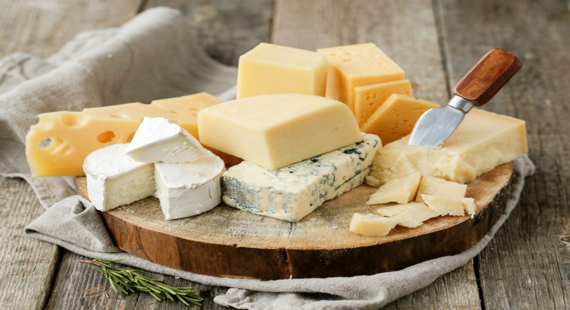 Where to Buy Real Ukrainian Cheese