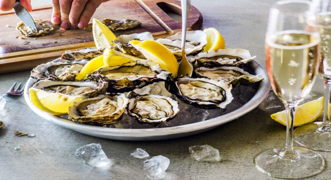 Places with the Best Oysters in Kyiv