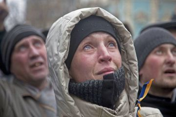 Maidan, More Than Life and Death Photo Exhibition in Kyiv