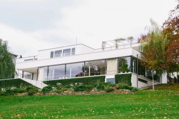 Villa Tugendhat Architectural Exhibition in Lviv