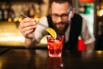 The Battle of the Bars Reveals Best Bars of Kyiv