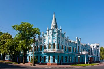Main Attractions of Cherkasy
