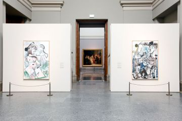 Picasso, Vasarely and Ortega Paintings to be Showcased in Odesa