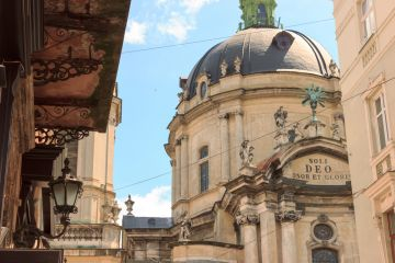 Destination Place: Dominican Church in Lviv