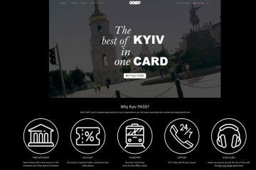 KyivPASS New Travel Card for Tourists in Kyiv