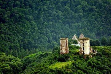 Ukrainian Castles Worth Visiting