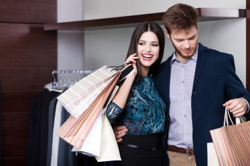 Best places for shopping in Kiev