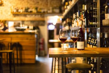 Best Wine Menu Restaurants in Kyiv