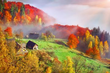 Places in Carpathians Worth Visiting