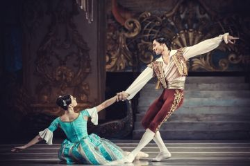 Main Opera and Ballet Performances of November 2017 in Kyiv