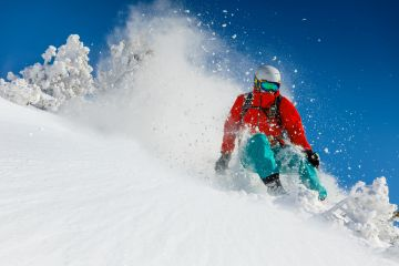 Places for Skiing Around Kyiv