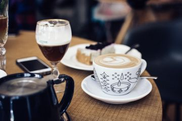 New Cafes & Coffee Shops in Kyiv: Winter 2018