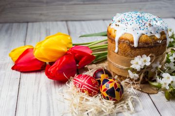 Easter 2018 in Ukraine