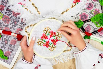 Ukrainian Folk Art