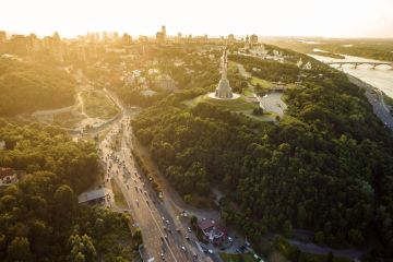 Where to Find the Best Views in Kyiv