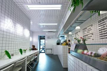 Vegetarian Bar & Takeaway Orang+Utan in Kyiv