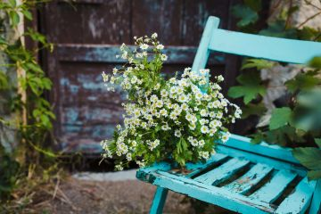 Rustic Garden Decor Ideas 2018