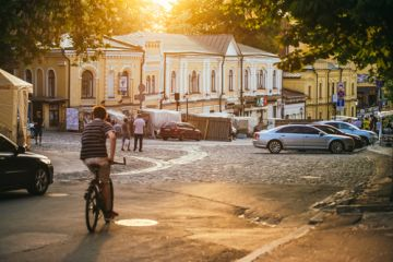 Top 3 Hostels in Kiev
