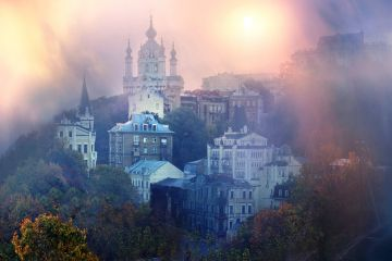 Mystical Places of Kyiv