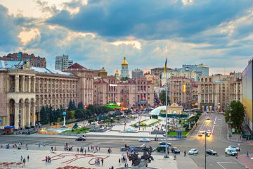 Top 5 Must See Places in Kiev