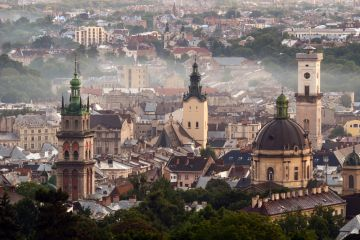 Top 5 Lviv attractions