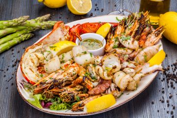Seafood and Sushi in Kyiv: Steven Fisher Recommends