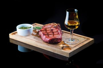Steaks and Whiskey in Kyiv: Steven Fisher's Choice