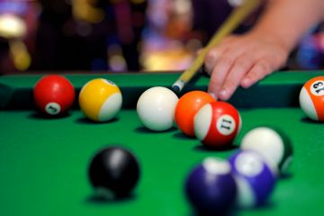 Places to Play Billiards in Kyiv