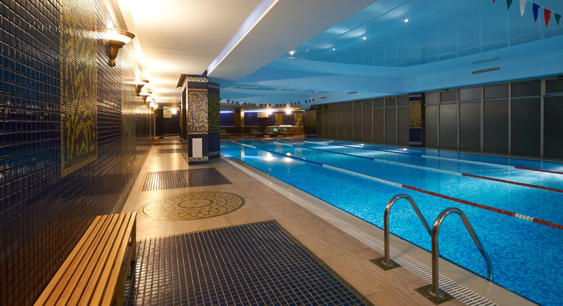 Top 3 Sport Clubs with Swimming Pool in Kyiv