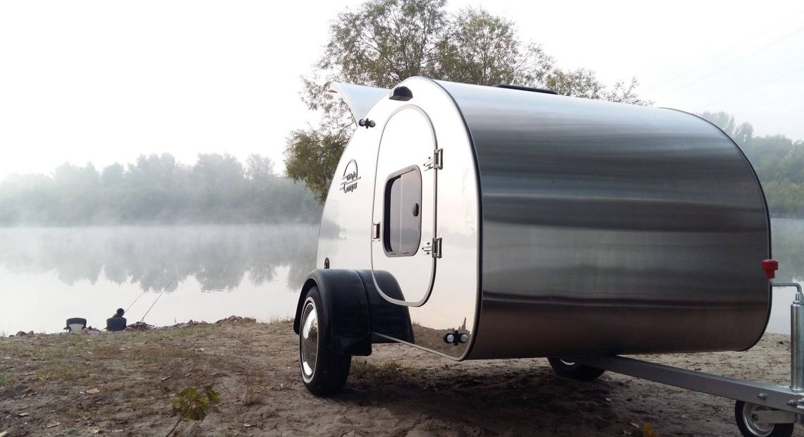 Ukrainian Campers by Lifestyle Camper Brand