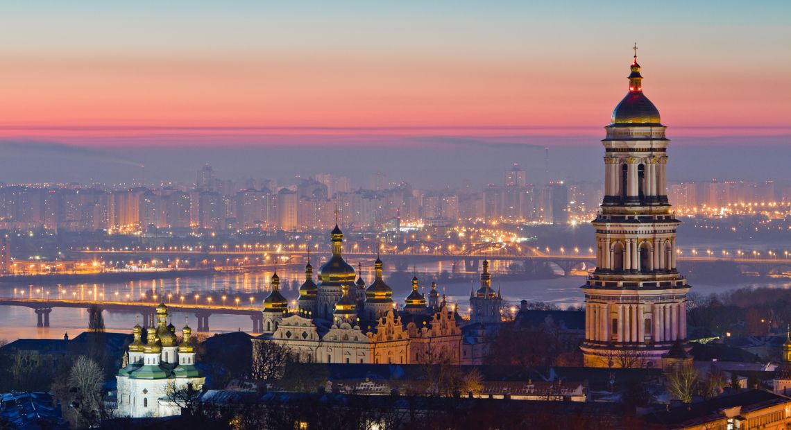 Pros and Cons of Living in Kyiv