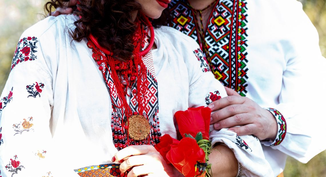 Vyshyvanka Day in Ukraine