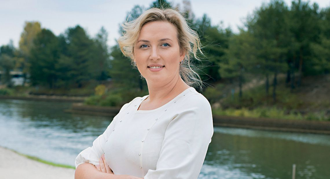 Managing partner of Axilliem Capital Deal Makers, Anna Reznichenko