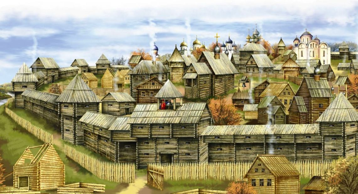 Kievan Rus' Interesting Facts