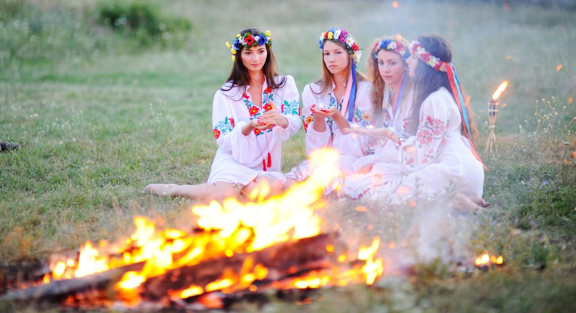 Ivana Kupala Celebration in Ukraine