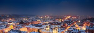 Winter Lviv