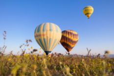Hot Air Balloon Rides in Ukraine