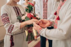 Ukrainian Wedding Traditions