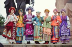 'Otaman' Boutique in Kyiv: Traditional Ukrainian Style