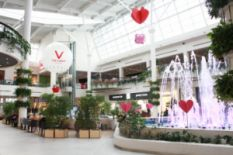 Victoria Gardens Shopping Mall in Lviv