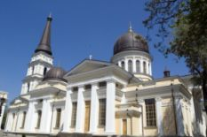 Odessa Most Beautiful Churches and Temples