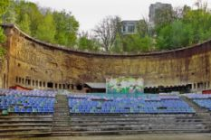 green theatre in kyiv