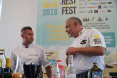 Italian Chef Marcantonio in Ukraine