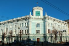 building in zhytomyr