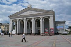 theater in rivne