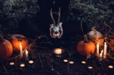 Halloween and Samhain traditions